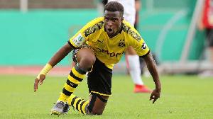 Il ne rejouera pas avec le Borussia Dortmund cette saison