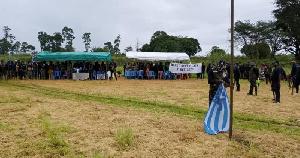 Le rattachement avec la République du Cameroun a donc été rejeté par la majorité