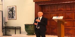 Christophe Guilhou, Ambassadeur de France au Cameroun