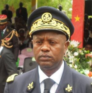 Awa Fonka Augustine, le gouverneur de l'Ouest