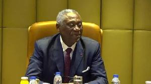Samuel Mvondo Ayolo, DCC du palais d'Etoudi