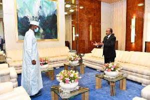 Paul Biya, la clé de voûte de la Stabilité du Tchad