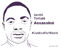 Samuel Wazizi est mort torturé par des militaires