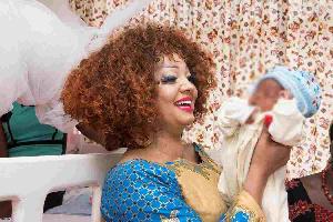 Le petit-fils de Chantal-Biya gravement malade