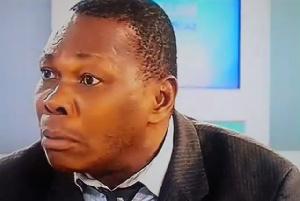 Dieudonné Essomba, économiste camerounais