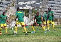 Le Cameroun affronte le Tadjikistan ce soir