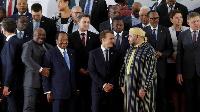 La France imagine une possible de l'Afrique face au Covid-19