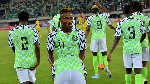The Super Eagles of Nigeria