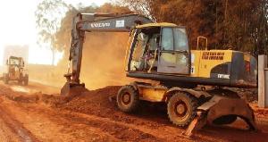 La reconstruction du tronçon Babadjou-Bamenda