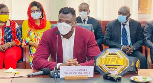 Francis Ngannou Cin093158 Cameroon Info P Net
