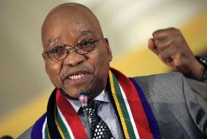 Jacob Zuma saisit la Cour africaine des droits de l'Homme et des peuples - Journal du Cameroun