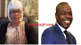 Chantal Ayissi et Amougou Belinga