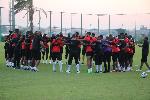 Cette dernière séance avant le duel face au Benin devait durer 90 minutes