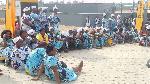 Les femmes du RDPC en révendication