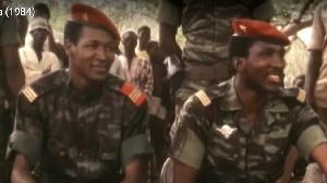 Thomas Sankara-Blaise Compaoré