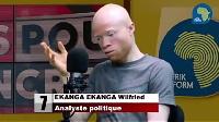 Wilfried Ekanga, analyste politique et militant du MRC