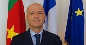 Christophe Guilhou , ambassadeur de France au Cameroun