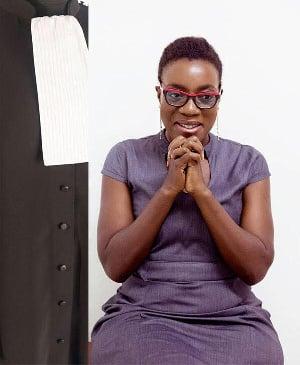 Michele Ndoki reçoit une lettre de la part d'un téléspectateur
