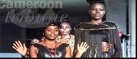 La styliste camerounaise, Yapumfout Pasma