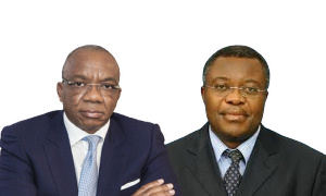 Serge Tawamba et Jean De Dieu Momo
