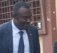 Le nouveau maire de Kumba