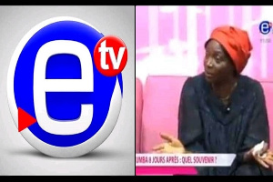 Stephanie Djomo sur Equinoxe Tv