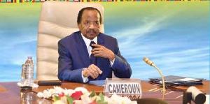Paul Biya CEMAC Camerounweb Okkk