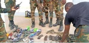Une partie du groupe terroriste qui a tenté cette incursion a pris la fuite