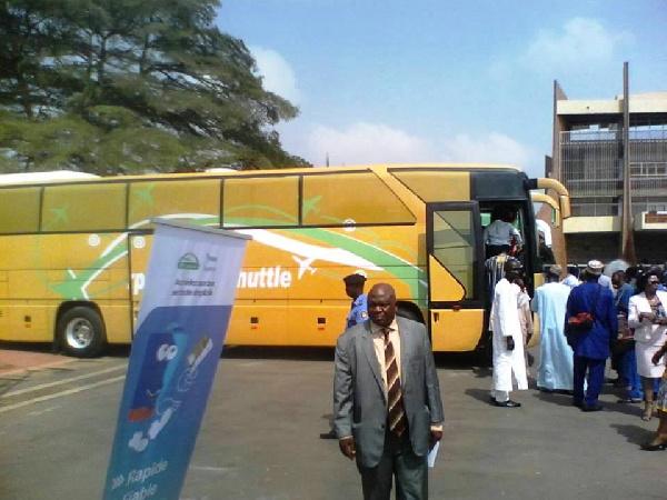 Les bus VIP désormais en circulation à Yaoundé