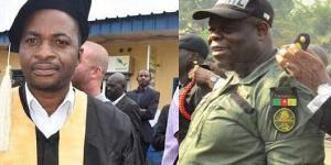 Le parti de Maurice Kamto s'indigne des traitements infligés au Dr NKE