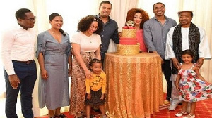 La famille présidentielle Biya au Cameroun