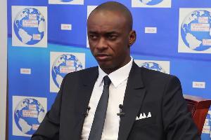 Cabral Libii chassé d'une émission de la CRTV