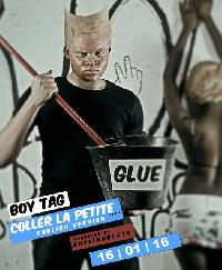 'Coller La Petite' remix cover by Tag Boy