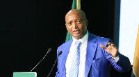 Patrice Motsepe, président de la CAF