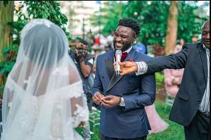 Cyrille Wandji Cameroun Mariage Feerique Actrice Cameroun