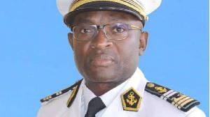 Le Capitaine de Frégate Cyrille Serge ATONFACK GUEMO