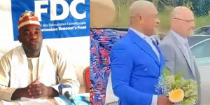 le FDC demande l'expulsion de Begono et de son mari milliardaire suisse