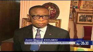 André Magnus est le nouvel ambassadeur du Cameroun en France