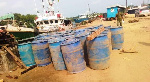 En provienance du Nigeria, elle serait destinée à la fabrication d'Engins explosifs improvisés