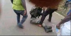 Le gendarme a  abattu une fillette ce 14 octobre 2021