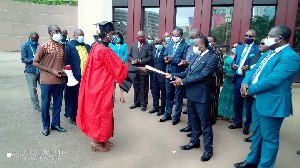 Les enseignants d'Universités ont tenu à adresser une motion de soutien à Paul Biya