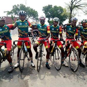 Equipe de Cyclisme de Cameroun