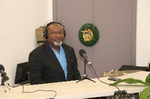 Célestin Djamen, président de APAR