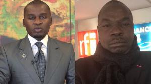 Patrice Nouma et Amougou Belinga