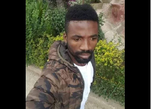 Nyambe Jones, le compatriote poignardé à mort