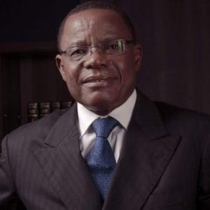 Prof Maurice Kamto, président du MRC