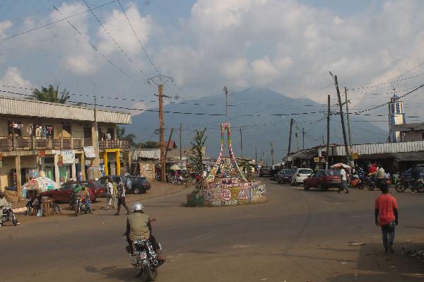 Dans les rues de Nkongsamba