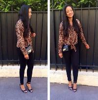 File photo of Brenda Biya