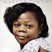 Marthe Zambo,chanteuse camerounaise