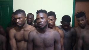 Des brigands de Douala